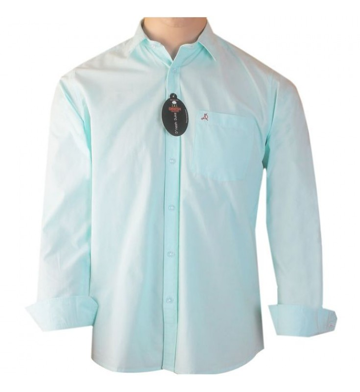 Dinesh Duke Light Green Shirt